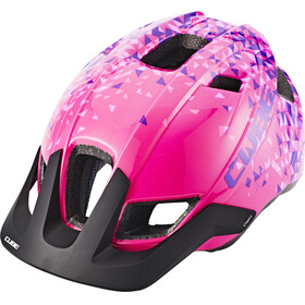 Cube CMPT Helmet Youth pink triangle